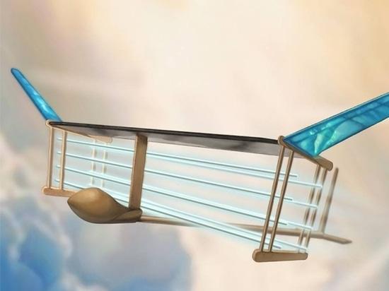 L'aereo leggero rivoluzionario usa il vento ionico per alimentare il suo volo