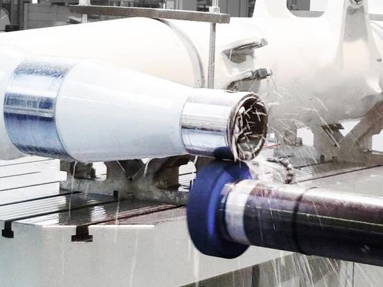 Smerigliatrice planetaria del carrello di atterraggio degli aerei LBC777