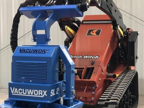 Miglioramenti di sistema di sollevamento di Vacuworx SL 2