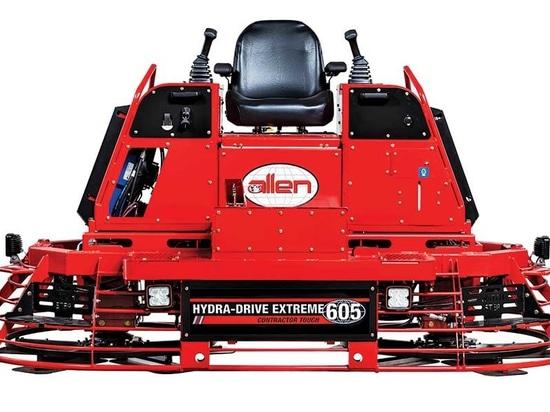 Allen Engineering HDX605 Giro-sulla cazzuola
