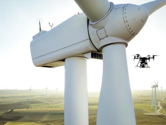 Aggiornamento di ispezione della turbina del fuco