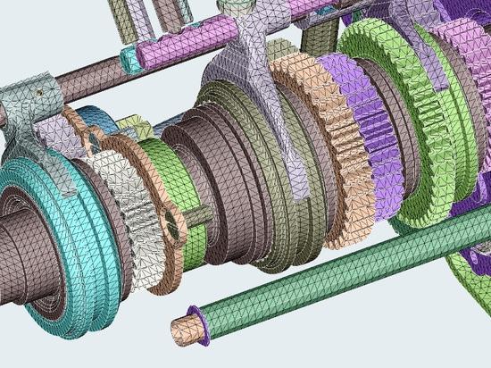 Nuovo software di simulazione di multiphysics