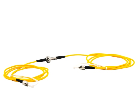 Giunto rotante a fibra ottica