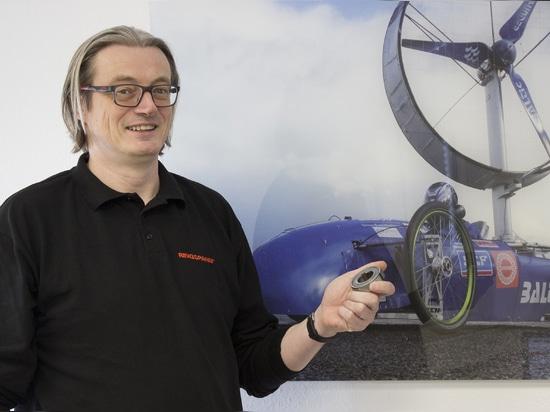 Direttore compartimentale Thomas Heubach