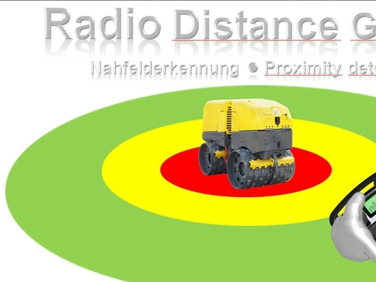Radio Distance Guard - il rilevamento dell'ambiente