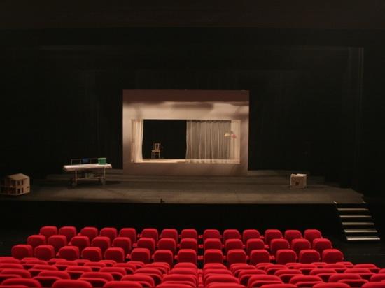 Soluzioni I-MAK per l'industria teatrale e teatrale