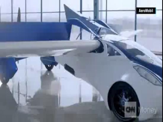 Potete possedere un'automobile di volo entro 2017