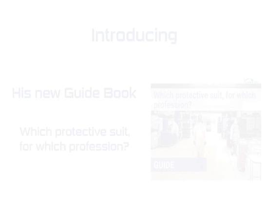 Guida: Quale vestito protettivo, per cui professione?