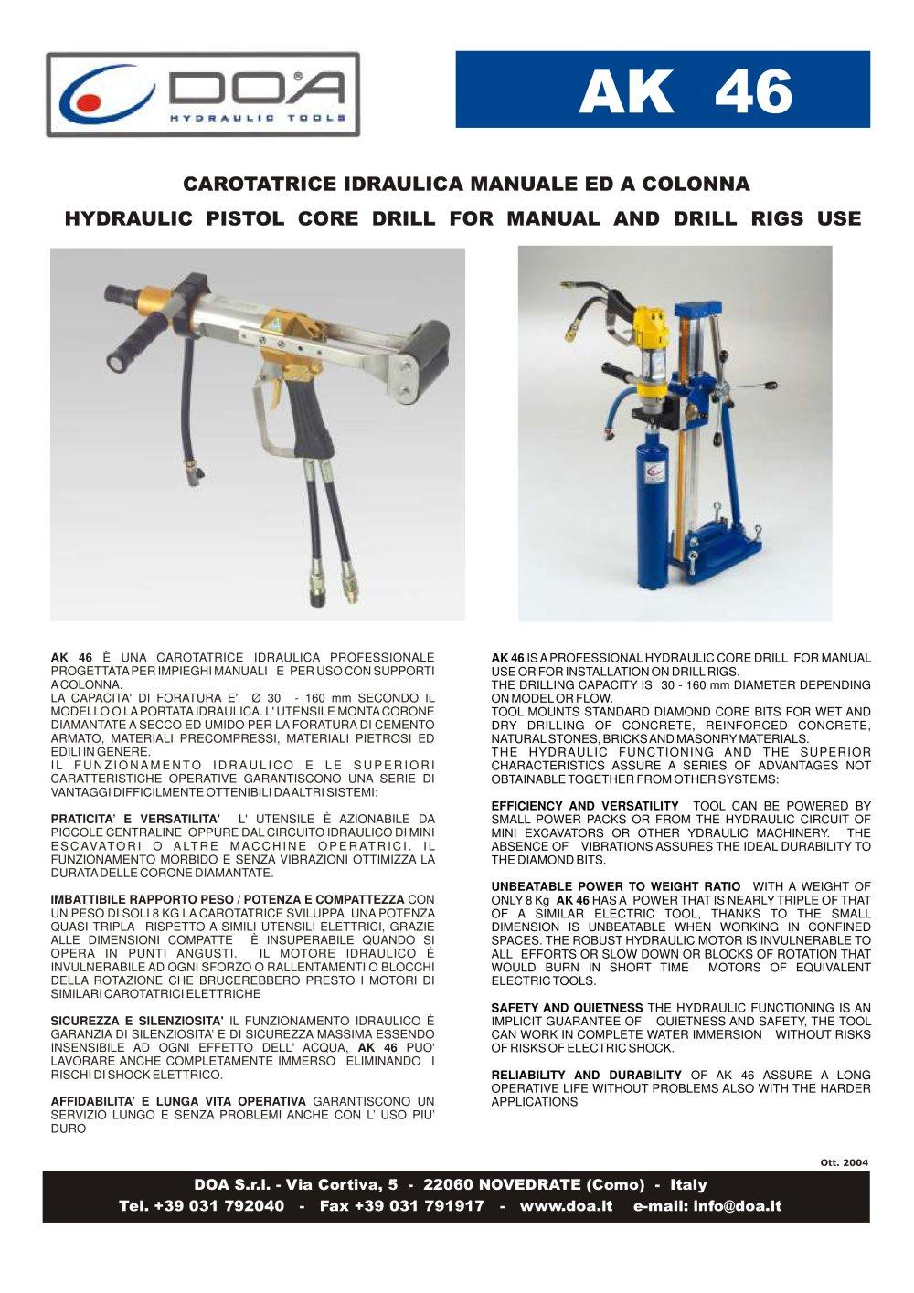 Manuale idraulico pdf