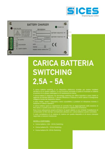 BC SWITCHING 2,5A-5A