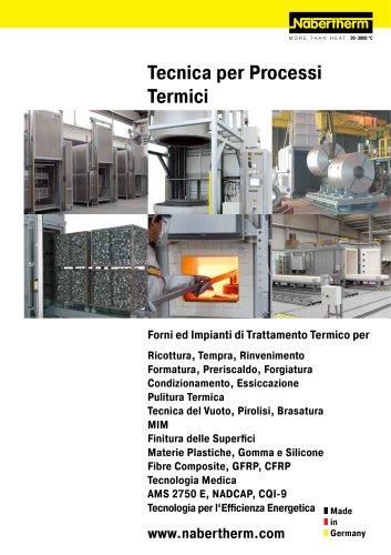 Tecnica per Processi Termici I