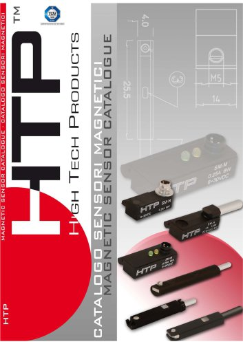 Catalogo Sensori Magnetici