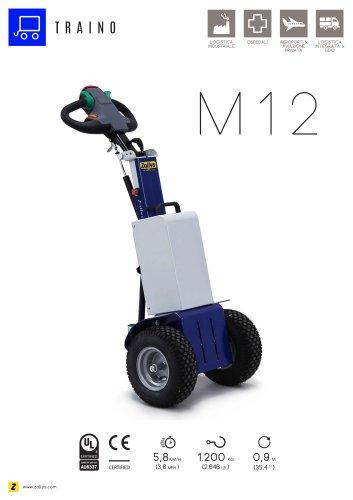 M12 movimentatore elettrico