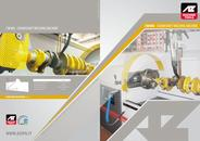 CW Crankshaft Welding machines