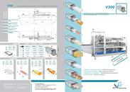 V300 Continuous Motion Horizontal Cartoner
