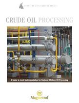 Crude Oil Processing 
