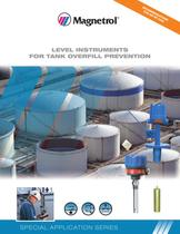 Level Instruments for Tank Overfill Prevention