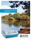 HANNA instruments Drinking Water Catalog