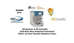 AD System TO10 2018 Best New Analytical Instrument at Gulf Coast Conference