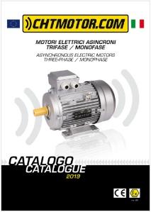 Nuovo catalogo motori elettrici CHTMOTOR