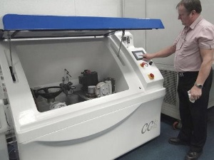 camera per test di umidità / di corrosione / a nebbia salina / orizzontale