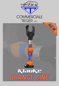 Klauke ORANGE LINE