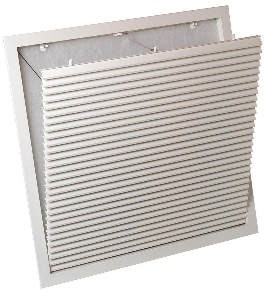Griglia di ventilazione in alluminio - Aldes - in acciaio