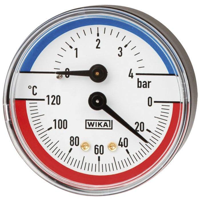 Termometro Bimetallico 100 0x 100 1x Wika Alexander Wiegand Se Co Kg Analogico Con Quadrante Avvitabile Amplia gama de termómetros bimetálicos o de gas. directindustry
