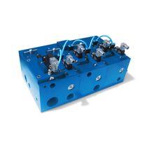 Elettrovalvola aria / su misura / in moduli