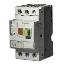 Disgiuntore-contattore di protezione del motore / magnetotermici / contro i cortocircuiti / per sovraccarichi