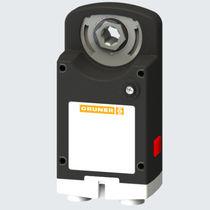 Attuatore per serrande elettrico / rotativo / per impianto di ventilazione
