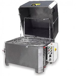 macchina per pulizia a solvente