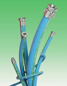 tubo flessibile per prodotti chimici / per prodotti alimentari / per l'industria chimica / per l'industria farmaceutica