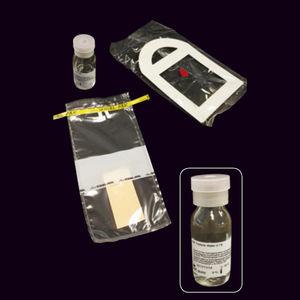 kit di campionamento sterile