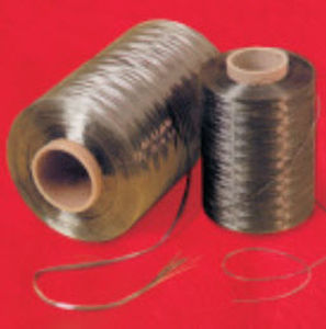 fibra roving / in basalto / di trinciate / continua