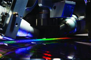 sistema di misurazione a laser