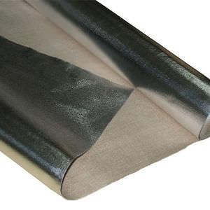 copertura isolante alluminizzata / tessuta / in silice