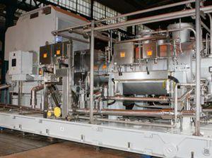pompa ad acqua / centrifuga / per raffineria / a forte carico