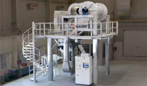 macchina di smistamento rotativa / automatica / per molle a balestra / per l'industria del tabacco