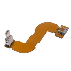 cavo elettrico di alimentazione / scheda-scheda / di nastri / in rame