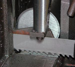 lama per sega a nastro / in carburo / per metallo / per ceramica