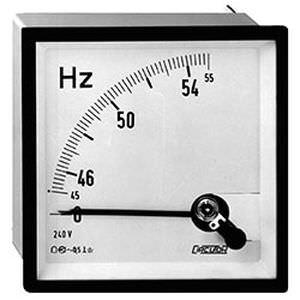 frequenzimetro analogico