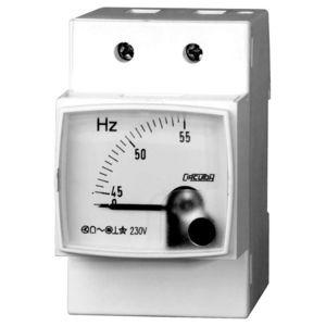 frequenzimetro analogico / su guida DIN