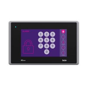 terminale HMI con touch screen / ad incastro / 800 x 480 / TFT LCD