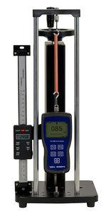 banco per test di compressione / di tensione / di trazione-compressione / di forza