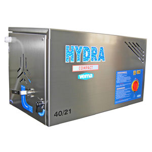 idropulitrice ad acqua calda