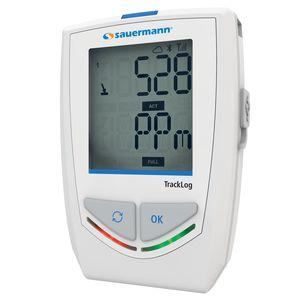 registratore di dati senza fili / con display LCD / climatico
