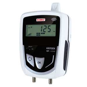 registratore di dati di pressione differenziale