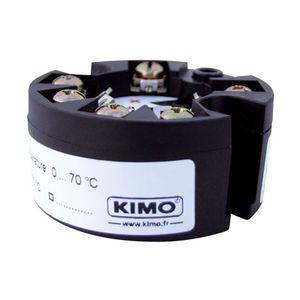 trasmettitore di temperatura su testa di sonda / Pt100 / 2 cavi / 3 cavi