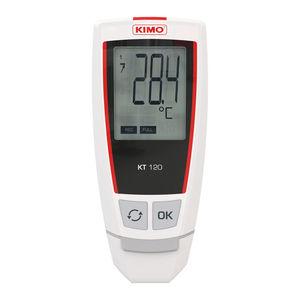 registratore di dati di temperatura / USB / con interfaccia PC / con display LCD